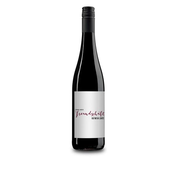 2016 Freundschaft Rotwein-Cuvée trocken