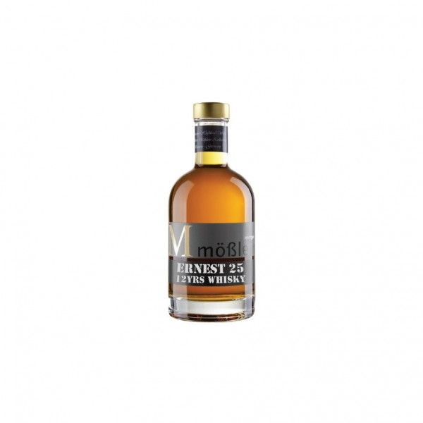 Ernest 25 Franconian Single Cask Whisky 12 yrs