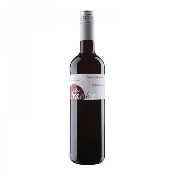 """2017 """"der franke"""" Rotwein-Cuvée"""