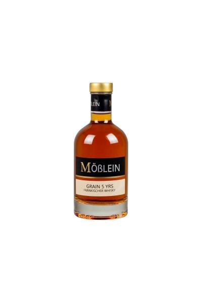 """Fränkischer Whisky """"Grain"""" 5 yrs"""