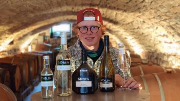 Online-Weinprobe mit Lars am 23. April